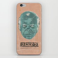 stephen king iPhone & iPod Skins featuring stephen by kjell