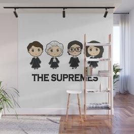 The Supremes Wall Mural
