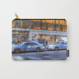 New York police Department Cars Carry-All Pouch