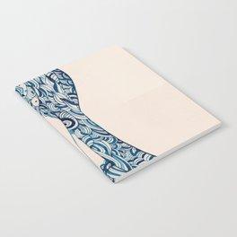 Portrait of a Mermaid Notebook
