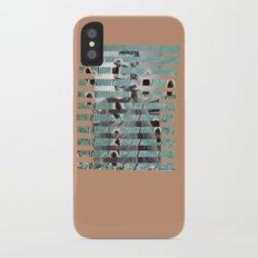 Jumble Tumble Boy iPhone X Slim Case