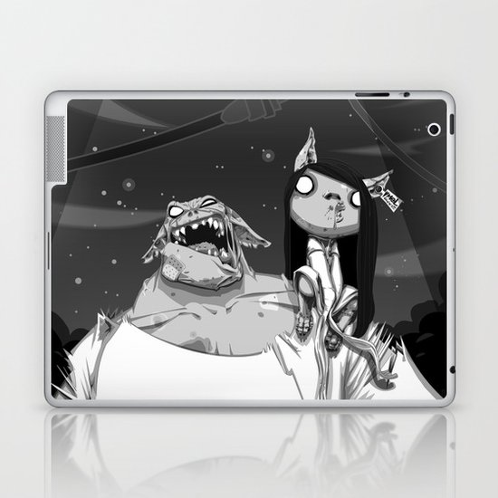 Zombikats Laptop & iPad Skin
