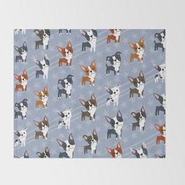 Boston Terriers Decke