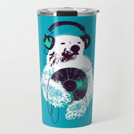 Record Bear Travel Mug