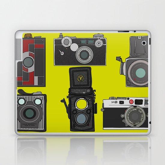 Cameras Laptop & iPad Skin