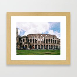 Italy Rome Colosseum Photography Art Decor Wall Art 8 x 8 / 5 x 5 Print Sets 5 SALE Framed Art Print
