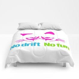 No drift No fun v4 HQvector Comforters