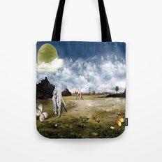 Safari Feist ... Tote Bag