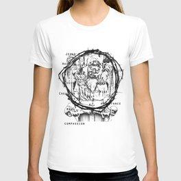 St Anne  T-shirt