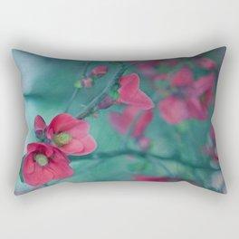 Tender flowers 6 Rectangular Pillow