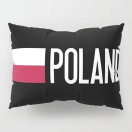 Poland: Polish Flag & Poland Pillow Sham