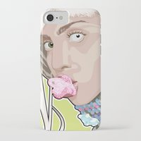 artrave iPhone & iPod Cases featuring artRAVE FREAKshow by AdamAether