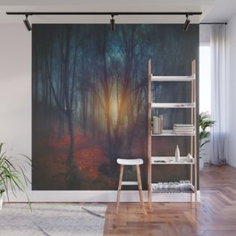 cRies and whiSpers Wall Mural