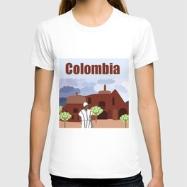 Indian tribe Kogi of Colombia T-shirt