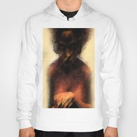 afro Hoodies featuring AFRO by Marian - Claudiu Bortan