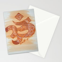 See Buddha in Everything Stationery Cards