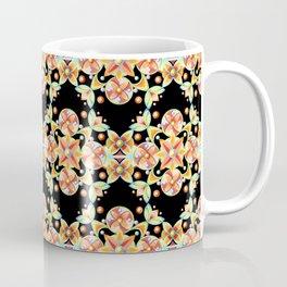 Suzani Stripe Pattern Coffee Mug