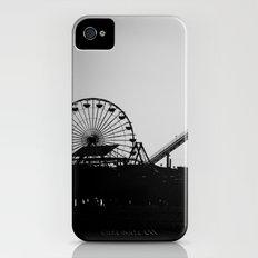 Santa Monica Pier iPhone (4, 4s) Slim Case