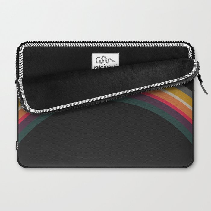 one day – prismatic (can pair with bonfire) Laptop Sleeve