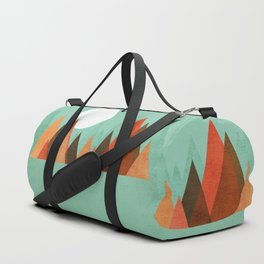 From the edge of the mountains Duffle Bag