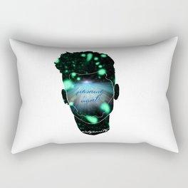 BeFoUr - ZAYN (Flashing Lights) Rectangular Pillow