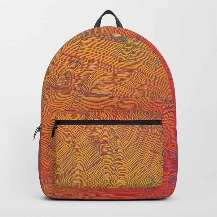 Auric Waves Backpack