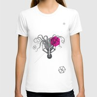 psychology T-shirts featuring Archetypes Series: Sophistication by Attitude Creative