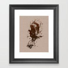 Perfect Target Framed Art Print