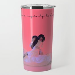 "LOONA Olivia Hye ""Egoist"" - love myself today Travel Mug"