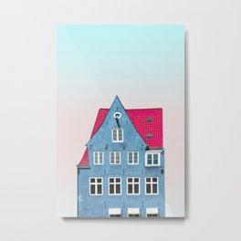 Copenhagen, Denmark Metal Print
