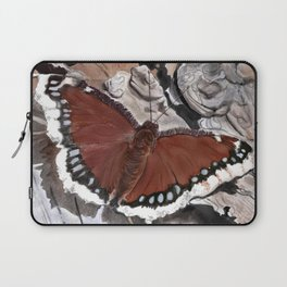 Cloak of Mourning Butterfly Laptop Sleeve
