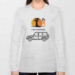Gwagen 4xOverland Long Sleeve T-shirt