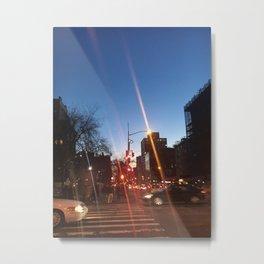Windmill of lights... Metal Print