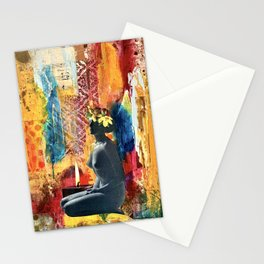 Spiritual Solitude Stationery Cards