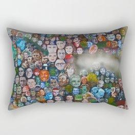 The Times' Art Capsule (News) Rectangular Pillow
