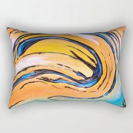 Impulsion Rectangular Pillow