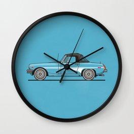 MG Midget Wall Clock
