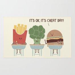 Cheat Day Rug