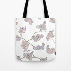 Birdie Bird Tote Bag