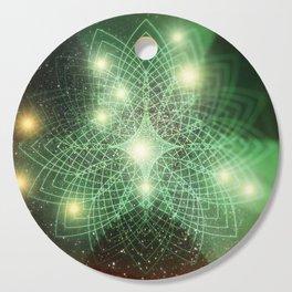 Geometry Dreaming Cutting Board