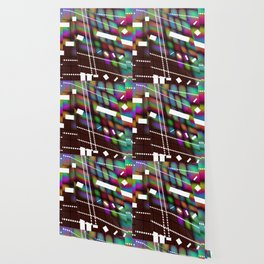 Geometric Color Wallpaper