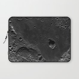 The Dark Side Of The Moon (Mare Moscoviense) Laptop Sleeve