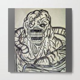 Nemesis (RE3) Metal Print