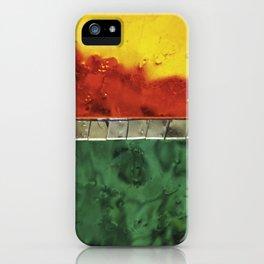 Rain drops3 iPhone Case