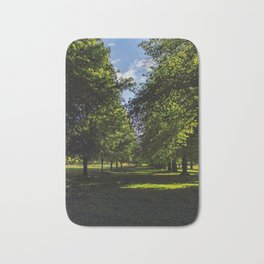 Avenue of trees Bath Mat