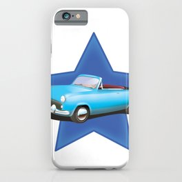 The cars the star. iPhone Case