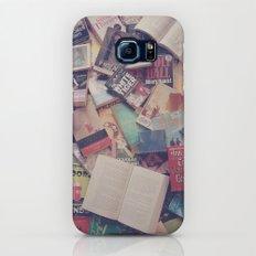 Book mania! (2) Slim Case Galaxy S6