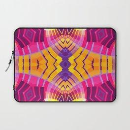 Pinky Aztec Laptop Sleeve