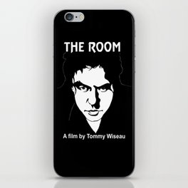 The Room- Tommy Wiseau iPhone Skin