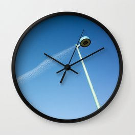 NOHO #1 Wall Clock